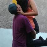 Namoro à distância de Juliana e Mateus