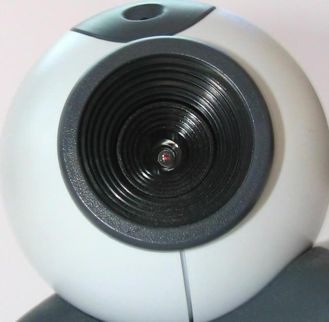 Namoro pela webcam
