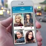 Aplicativo Happn, rival do Tinder