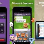 Aplicativo Viber para conversar com seu amor virtual
