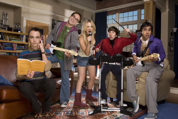 The Big Bang Theory - 32 séries incríveis para você e seu amor acompanharem