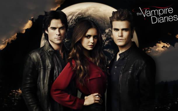 The Vampire Diaries - 32 séries incríveis para você e seu amor acompanharem