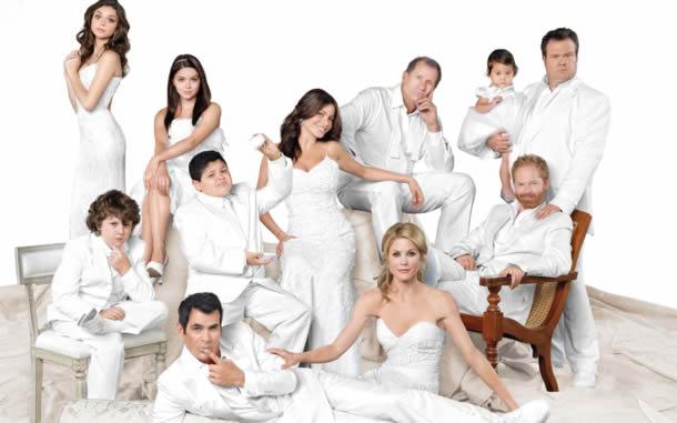 Modern Family - 32 séries incríveis para você e seu amor acompanharem